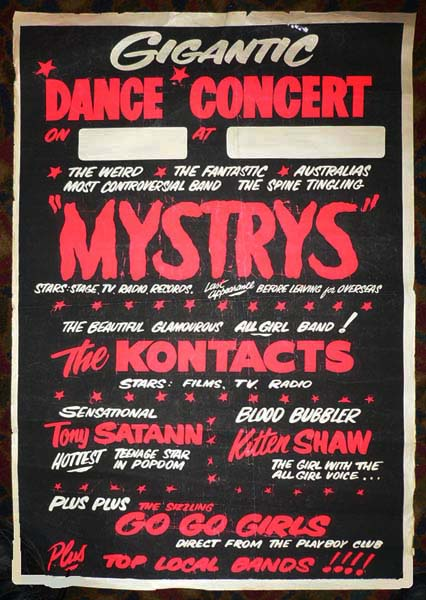 The Mystrys poster